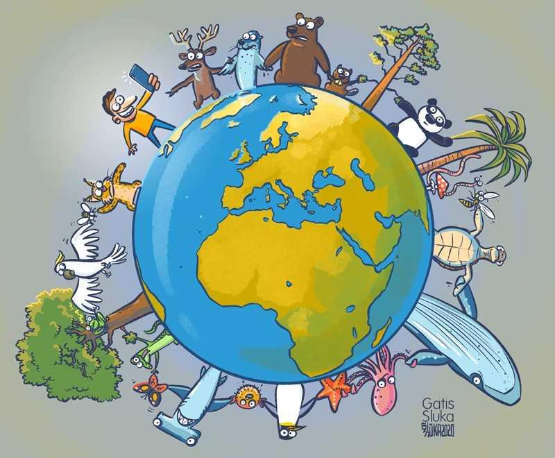 """Wir sind als offizieller Unterstützer dem globalen Bündnis """"#UnitedforBiodiversity"""" beigetreten"""